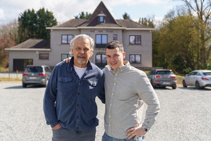 """Arno en zijn vader Carlo nemen bekend restaurant over: """"Mensen verklaren ons zot, maar het gaat lukken"""""""