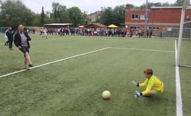 Voetbalclub gaat op zoek naar jong talent