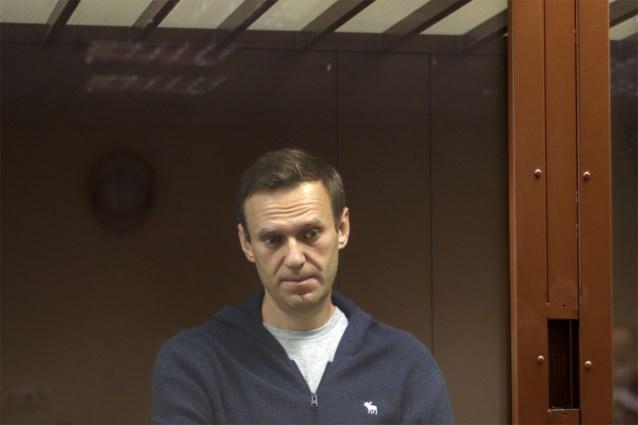 Hongerstaking Navalny: strafkamp dreigt met sondevoeding