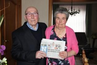 Al 65 jaar getrouwd, maar wél al 70 jaar Het Nieuwsblad: Marcel en Maria hopen op groot zomerfeest