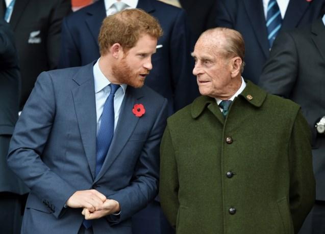 Prins Harry is volgens media aangekomen in Groot-Brittannië na overlijden prins Philip