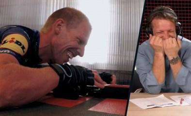 Tim Declercq sukkelt met kogels bij schietproef in De Container Cup, Pedro eist waarborg terug