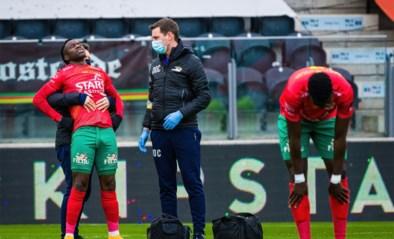 CLUBNIEUWS. Peter Maes dreigt STVV-spelers vakantie af te nemen, Sakala twijfelachtig voor cruciaal duel