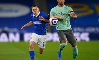 Leandro Trossard blijft met Brighton op 0-0 gelijkspel steken tegen Everton, Kevin Mirallas verliest met Gaziantep
