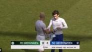 """Spits scoort dankzij Arjen Robben """"mooiste shirt"""" voor zijn collectie, maar moet het door banale reden snel weer afgeven"""