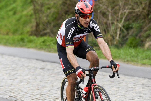 Philippe Gilbert moet trouwdatum verzetten voor Parijs-Roubaix en geeft zijn mening over nieuwe UCI-regels