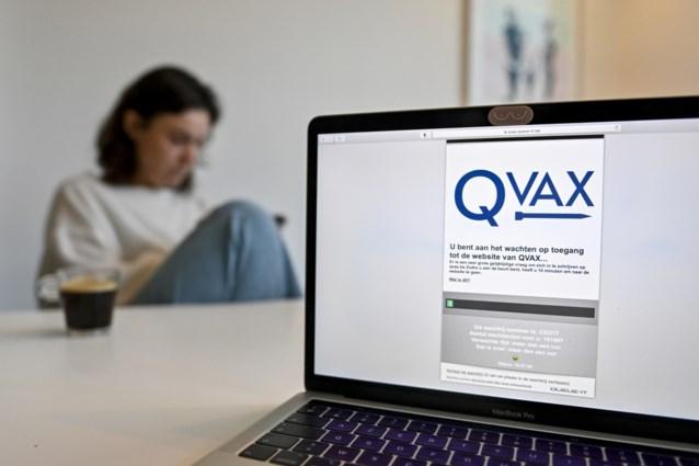 Nog eens 34 vaccinatiecentra schrijven zich in op centrale reservelijst Qvax