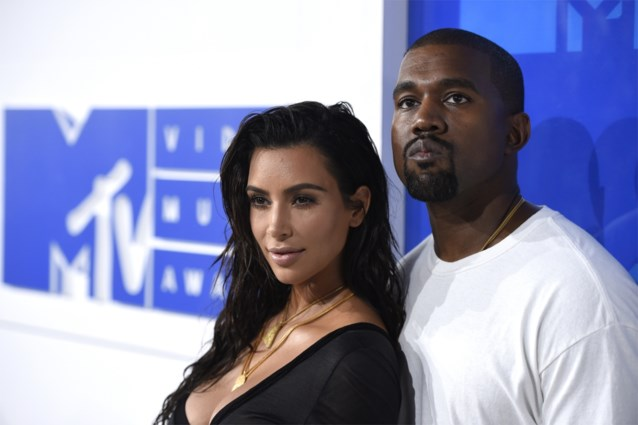 Kim Kardashian en Kanye West delen voogdij, maar geven elkaar geen cent