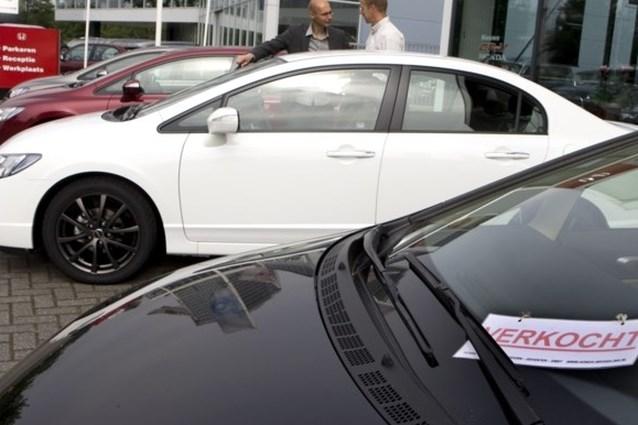Opvallende trend in autoverkoop nu cijfers weer wat aantrekken