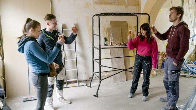Renoveren, stresseren en (hopelijk) langs de kassa passeren: strijd wordt harder in 'Huis gemaakt'