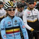 Ellen Feytens rijdt de Brabantse Pijl met de nationale selectie.