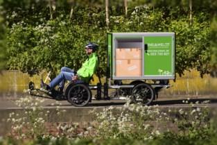 """Iedereen kan koerierdienst helpen om cargofietsen te kopen: """"Om folders en pakjes te bedelen"""""""