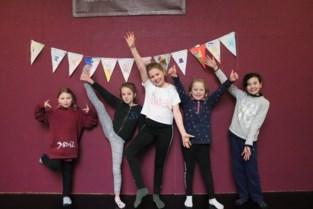 Studio Moovz laat kinderen dansen