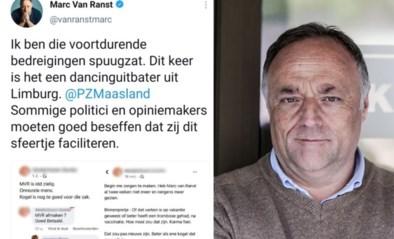 De man die Marc Van Ranst bedreigde, is opgepakt voor verhoor