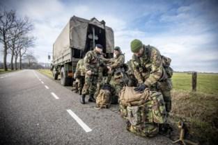 Militairen komen oefenen Deinze, Zulte en Lievegem