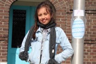 Linde stippelt paaszoektocht uit voor haar dorpsgenootjes