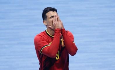 België grijpt naast ticket voor EK futsal na nederlaag tegen Finland