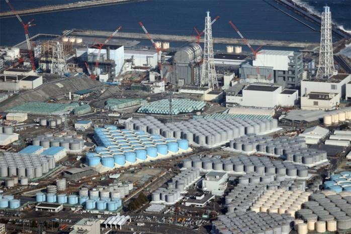 Tien jaar na kernramp Fukushima ziet Japan geen andere optie dan radioactief water in zee te dumpen
