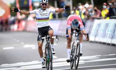 DEELNEMERSLIJST. Brabantse Pijl 2021: , titelverdediger ontbreekt, Wout van Aert maakt debuut