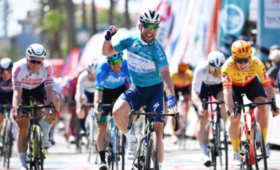 Daar is nummer twee: Mark Cavendish sprint opnieuw naar winst in de Ronde van Turkije