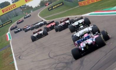 F1-Kwalificaties in Imola vervroegd wegens begrafenis Prins Philip<BR />