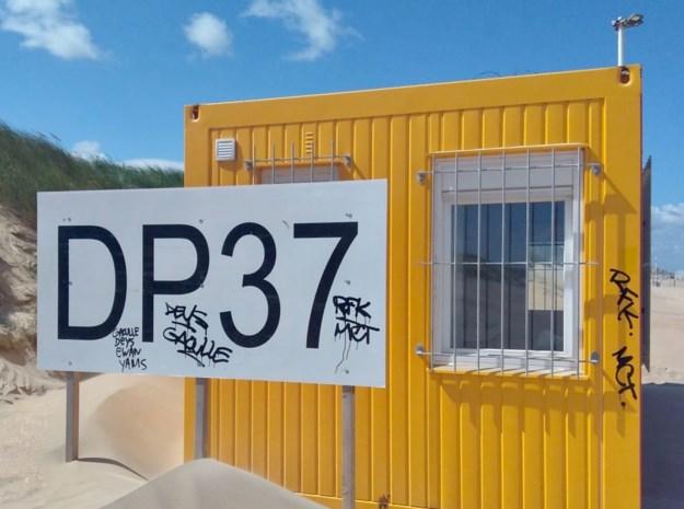 Politie houdt verhoogd toezicht aan strandcabines na inbraak