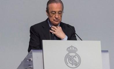 Florentino Perez mag beginnen aan zesde termijn als voorzitter van Real Madrid