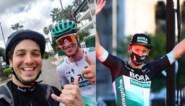 """Spurtbom Pascal Ackermann duwt Belgische wielertoerist met pech 20km naar huis: """"Ik wist meteen dat ik geen meter meer moest lopen"""""""
