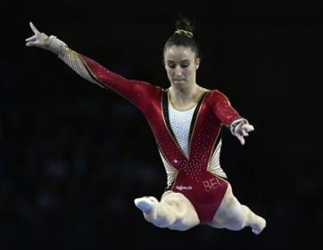 """Ook Nina Derwael pleit voor versnelde behandeling van olympiërs: """"Zonder vaccin hebben wij een competitief nadeel"""""""