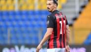 AC Milan moet Ibrahimovic een wedstrijd missen na uitsluiting