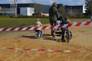 Vandalen houden lelijk huis op pas heraangelegd BMX-parcours in Zandhoven