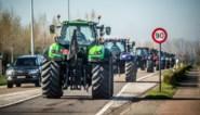 """Colonne tractoren rijdt vandaag door Limburg: """"Onze toekomst is onzeker"""""""