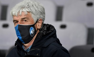 Atalanta-coach Gasperini riskeert schorsing tot einde van het seizoen na dopingrel