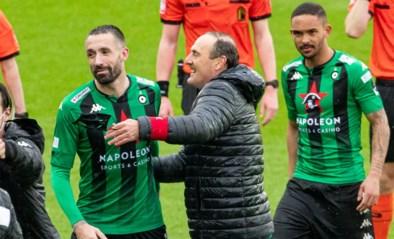 """Cercle Brugge viert behoud in 1A met training, taartje en extra vrije dag: """"Er klonk meteen muziek uit de kleedkamer"""""""