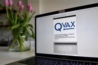 Ook Vaxpo maakt gebruik van reservelijst Qvax