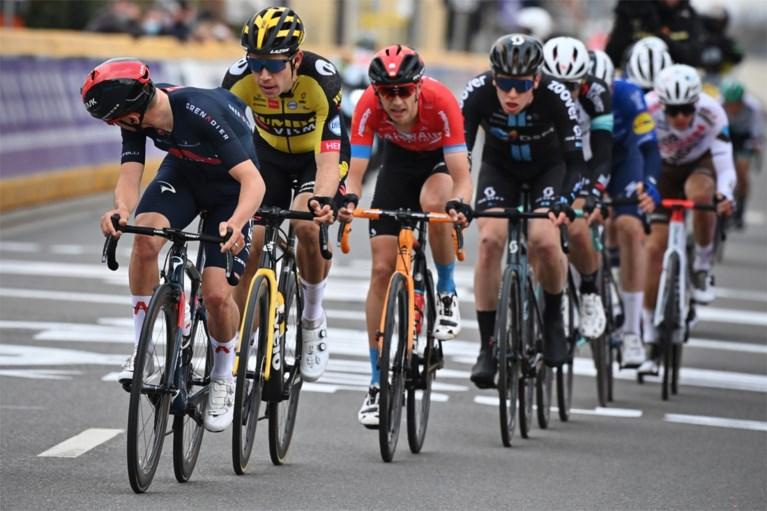 """REACTIES. Tom Pidcock glundert na winst in Brabantse Pijl, Dylan Teuns had """"de benen om te volgen"""""""