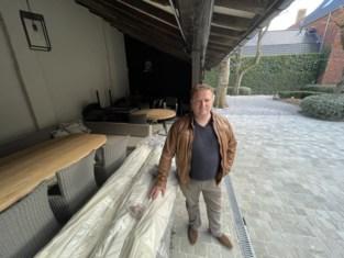 """Voorzitter van Horeca Ieper zet zijn terras nog niet buiten: """"Het is alles of niets"""""""