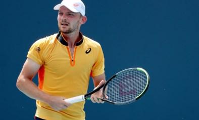 David Goffin treft Marin Cilic in eerste ronde op toernooi van Monte Carlo