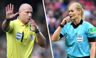 Hij floot WK-finale, zij in de Bundesliga en nu zijn ze officieel getrouwd: scheidsrechterkoppel is een feit