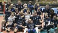 """Iconen Patrick Callens en Guido Declercq zetten stap terug bij Knack Roeselare met beker én titel: """"Dik verdiende dubbelslag"""""""