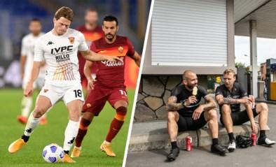 """Daam Foulon over Italiaanse kemels en fietstochtjes met Defour en De Laet: """"We gingen met z'n drieën tegen de grond"""""""