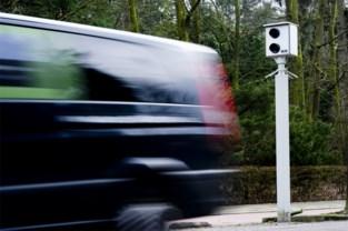 Vijf procent meer snelheidsovertreders dan zelfde flitsactie vorige week