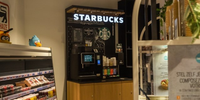 Op zoek naar Starbucks in Gentbrugge? Tankstation slaat handen in elkaar met koffiegigant
