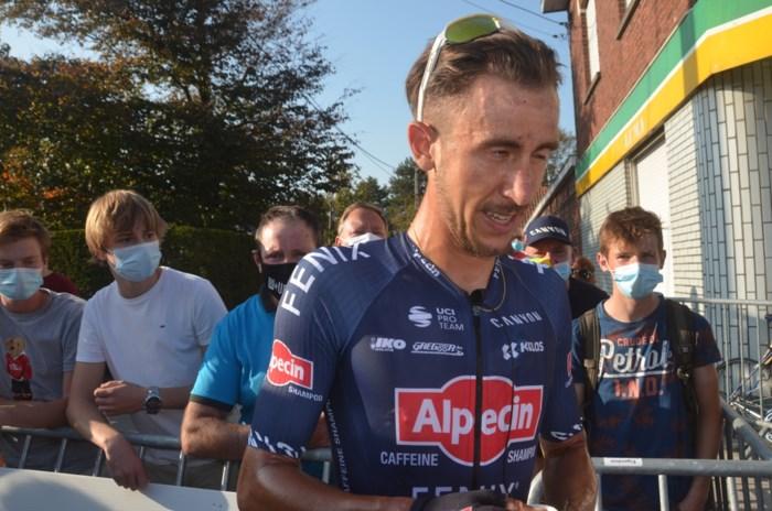 Dries De Bondt start ook in de Brabantse Pijl