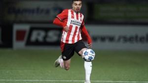 """Jonge Belg Amin Doudah (18) tekent na mysterieuze blessure eerste profcontract bij PSV: """"Dokters wisten niet wat er aan de hand was"""""""