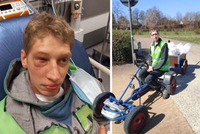 """Jongeren slaan man met mentale beperking in elkaar in park: """"Kevin raapt daar zwerfvuil op om goed te doen..."""""""