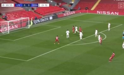 Thibaut Courtois <I>on fire</I>: Rode Duivel pakt meteen uit met twee wereldsaves tegen Liverpool