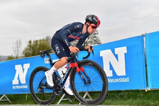Ineos start met Tom Pidcock en voormalig Giro-winnaar Richard Carapaz in Brabantse Pijl