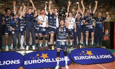 Geen derde titel op rij voor Maaseik, Roeselare is landskampioen in het volleybal