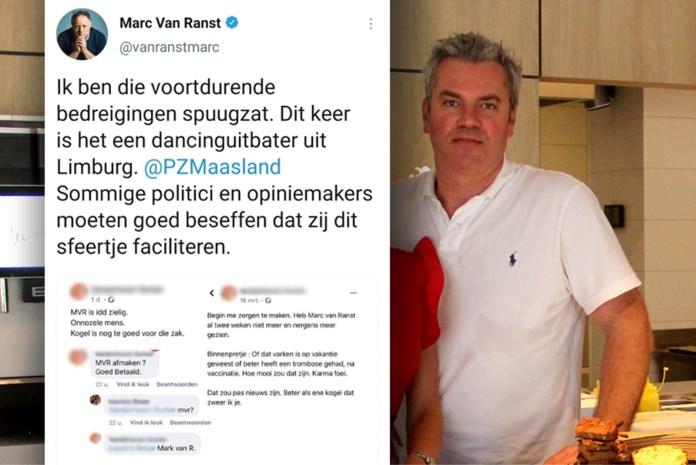 Horecaman uit Dilsen-Stokkem opgepakt na bedreigende tweet over Marc Van Ranst
